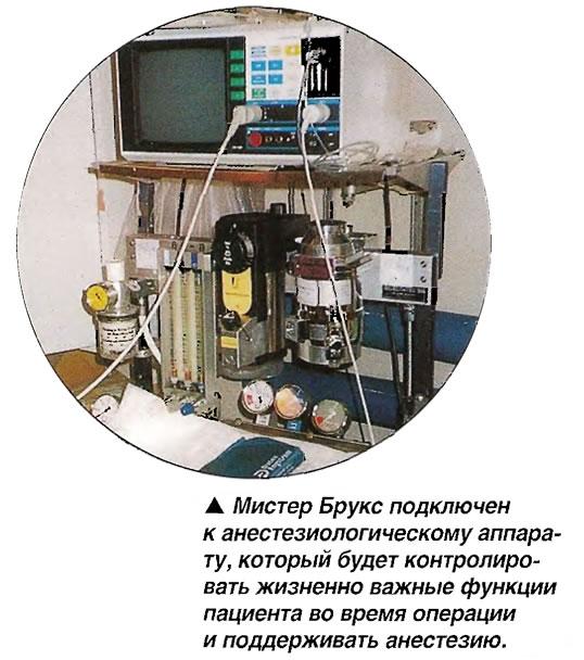 Анестезиологический аппарат