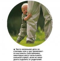 Часто маленькие дети застенчивы или у них проявляются инстинкты собственника