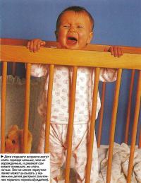 Дети старшего возраста могут спать гораздо меньше, чем новорожденные
