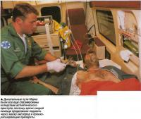 Дыхательные пути Марка были спазмированы вследствие астматического приступа