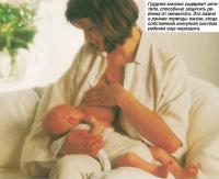 Грудное молоко содержит антитела, способные защитить ребенка от менингита