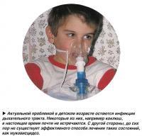 Инфекции дыхательного тракта