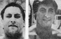 Лицо одного и того же человека до приема «Гербалайфа» и после курса лечения