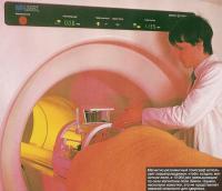 Магнитно-резонансный томограф использует сверхпроводники