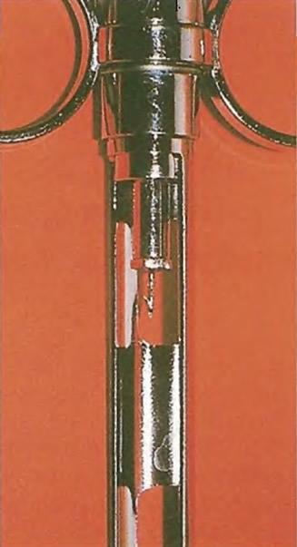Местное обезболивание проводится с помощью металлического шприца