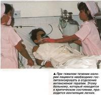 Отделение интенсивной терапии