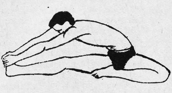 Мула бандха для беременных 1036