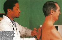 При обследовании пульмонологического больного применяется метод перкуссии