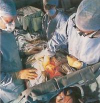 Проводится тщательная проверка сердца