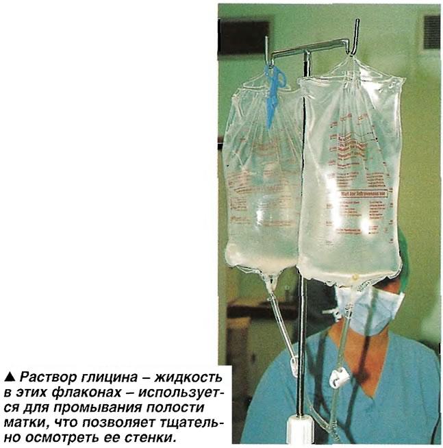 Раствор глицина