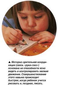 С возрастом способность ребенка концентрировать внимание увеличивается
