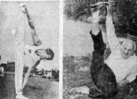 Швейцарец Жорж Мие в 24 года и в 88