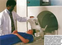 Сканирование головного мозга