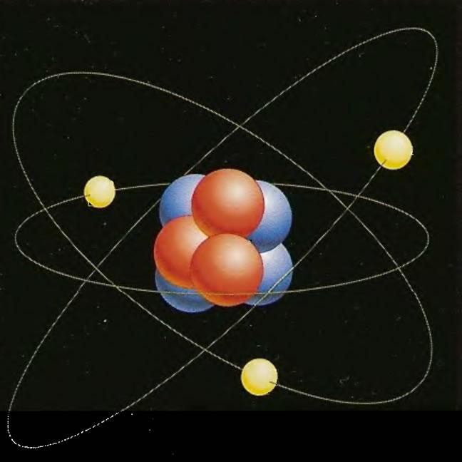 Структура атома