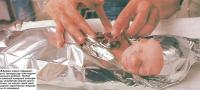 Термическое покрывало из алюминия