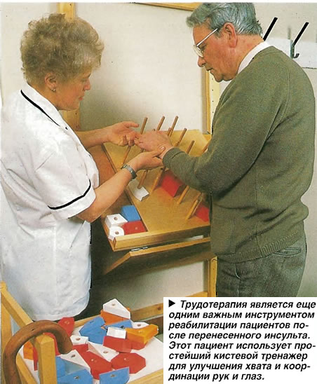 Трудотерапия