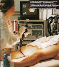 Во время колоноскопии назначаются препараты, расслабляющие мышцы